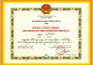 Giải thưởng Công trình Chất lượng cao 2000
