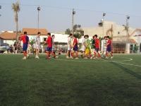 ĐOÀN THANH NIÊN TECCO533 tổ chức thành công giải bóng đá nam Mini 2010