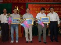 TECCO 533 đạt 2 giải thưởng cao trong 1 cuộc thi tuyển.
